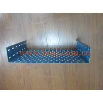 Перфорированный металлический высококачественный кабельный лоток HDG с Ce, UL, SGS, ISO Roll Forming Making Machine Thailand