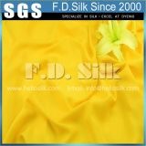 "14MM Silk Crepe De Chine Width 45"" Golden Yellow No.35 Color"