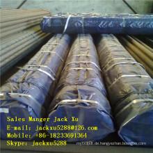 "SAE 52100 nahtlose Stahlrohr Standard ASTM A106 Klasse ""b"""