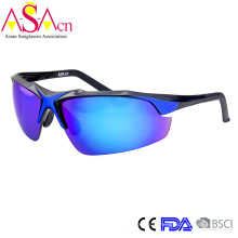 Men′s Fashion Designer Sport UV400 Protection PC Sunglasses (14363)