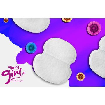 Almohadilla de algodón de la axila venta caliente para el sudor