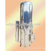 GJZZ-400 Máquina de agua destilada de alto efecto en acero inoxidable