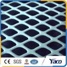 paneles decorativos de malla de metal expandido de aluminio