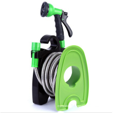B17 25FT 50FT stainless steel hose reel garden hose