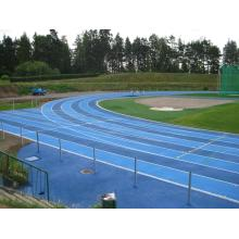 Safety And Environmentally Courts Sports Surface Flooring Athletic Running Track