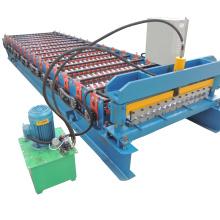 Metal Roofing Sheet Corrugating Iron Sheet Roll Forming Making Machine Cold Galvanizing Line
