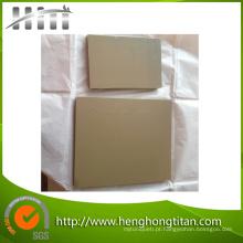 Níquel puro Uns N02200 placa para produtos de ácido fosfórico