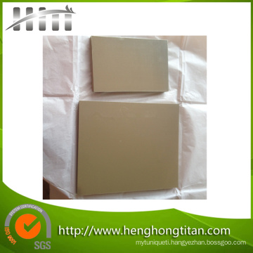 Pure Nickel Uns N02200 Plate for Phosphoric Acid Produce
