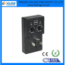 led timer for solenoid valves, to control the on and off, KLT-S for industrial