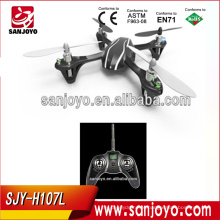 A aparência de moda Hubsan X4 2.4g 4ch rc quadcopter quadro