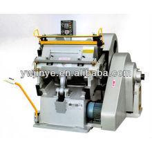 ML-750 Quarto Rillen und Schneidemaschine
