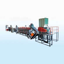 PP woven bag washing recycling machine line