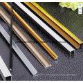 Material de construção de guarnição de telha de alumínio