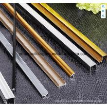 Material de construcción de aluminio para el embaldosado