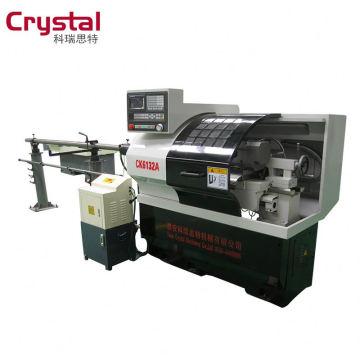 fanuk system lathe machine CK6132A metal lathe cutting tools