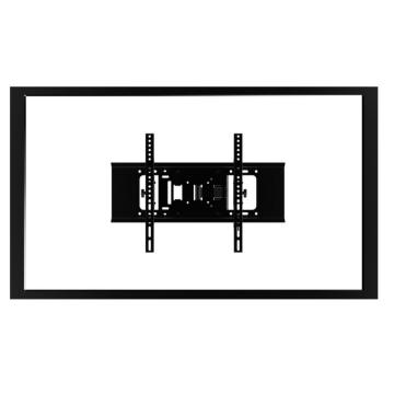 "TV Wall Mount Black or Silver Suggest Size 40-70"" Pl5040XL"