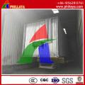 Curtain Side Wall Open Van Box /Wing Opening Semi Trailer