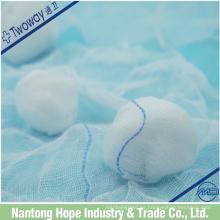 bola de gasa de algodón de cacahuete de alta calidad
