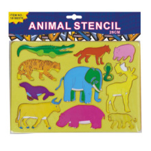 Plastic Animal Stencil