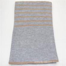 2020 wholesale winter stripe scarf super soft hand feeling