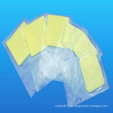Bolsa de colostomía abierta con sistema estéril desechable con CE