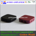 portable audiophile amplifier headphone amplifier rechargeable battery amplifier