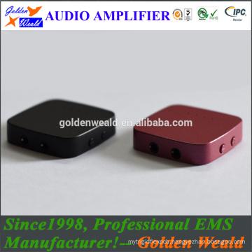 audio amplifier headphone amplifier rechargeable battery amplifier
