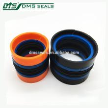 POM-Hydraulik-Kolbendichtring Dichtungssatz für Zylinder