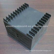 Spritzguss für elektronische Kunststoffteile