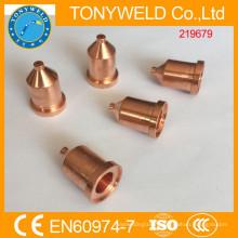 plasma nozzle Miller tip 219679 for 100A