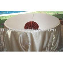toalha de mesa tafetá
