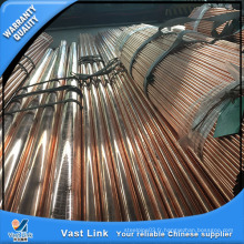 Tube en cuivre et tube en cuivre avec une bonne qualité