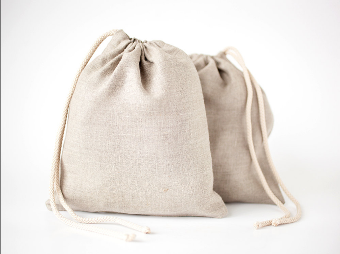 top drawstring jute bag
