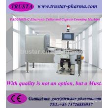 Pílulas de medicina automática contando máquina
