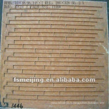 grande capacité de production mosaïque grille moule