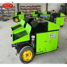 Pompe concrète portative de ciment / ciment de mortier de la Chine