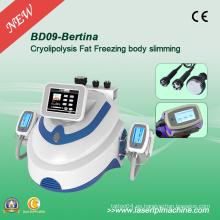 Bd09 de alta calidad de grasa de corte de Cryolipolysis cavitación RF máquina
