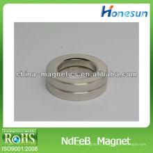 aimants en néodyme trou D20 * d12.5 mm
