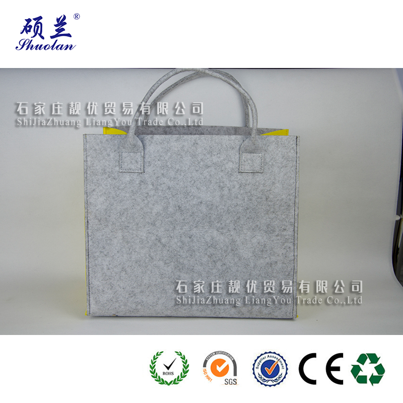 High Quality Felt Tote Bag