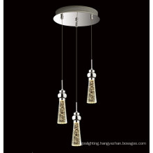 Hot Selling Crystal Creative Fancy Pendant Light (P8100-3D)