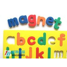 EVA alphabétique des énigmes magnétiques