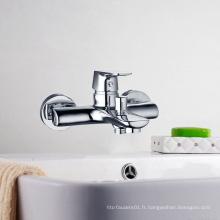 Robinet de service OEM Robinet de bain flexible en acier inoxydable