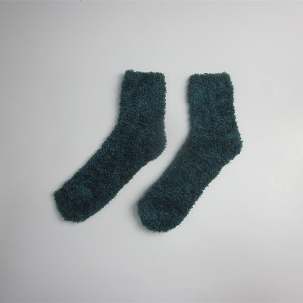 Feather Yarn Socks