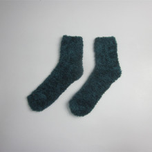 New Coming Adults Feather Yarn Socks