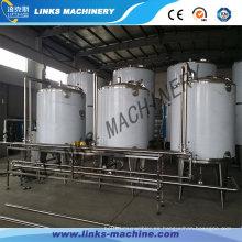 Sistema de tratamiento de agua pura 1000L para pequeña fábrica