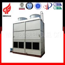 50tons cerrado de flujo de contador de refrigeración de la torre Con la empresa de la torre de refrigeración