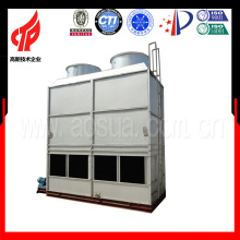 50tons Tour de refroidissement à contre-courant fermé Avec société de tour de refroidissement