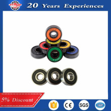 Colorful Deep Groove Ball 608 Bearing for Fidget Spinners