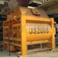 100m3/H Hydraulic Twin Shaft Concrete Mixer (JS2000)