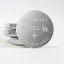 CR2032Lithium batterie longue durée de stockage piles bouton à énergie spécifique élevée pour instruments chirurgicaux médicaux